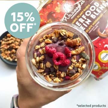 Thrive - Health Foods
